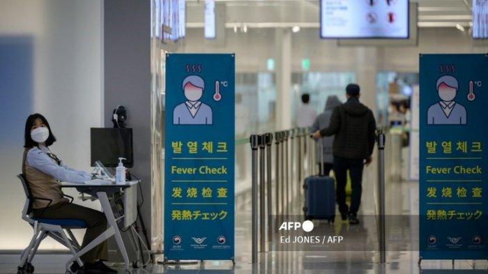 Total Jadi 34 Infeksi Korea Selatan Konfirmasi 7 Kasus Varian Baru Virus Corona