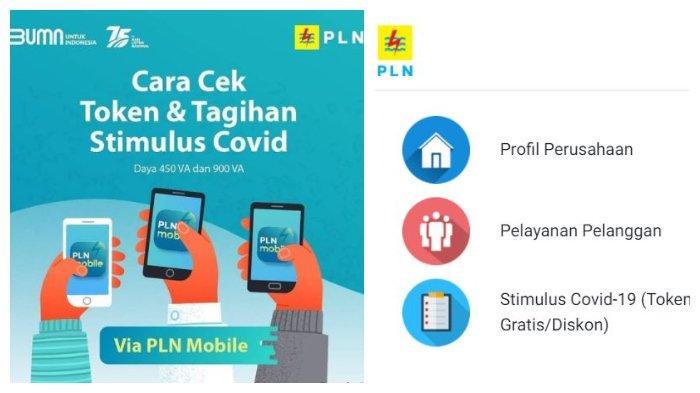 Akses Website stimulus.pln.co.id atau Buka Aplikasi PLN Mobile buat Klaim Stimulus PLN
