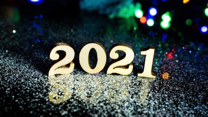 Cocok buat Status Media Sosial Kumpulan Ucapan Selamat Tahun Baru 2021