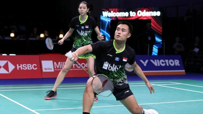 Hafiz Faizal/Gloria Emanuelle Widjaja Tampil di India Open 2021 Kejar Poin Olimpiade Rionny Mainaky