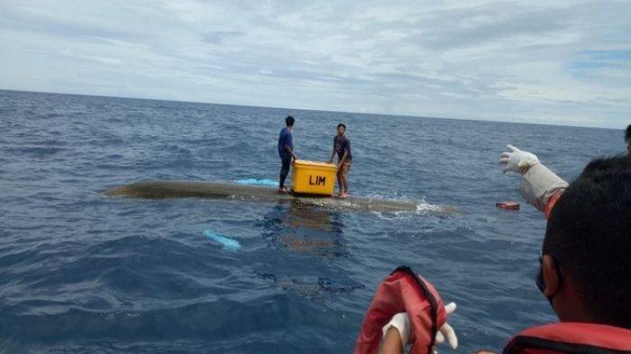 Kecelakaan di Laut Cenderung Meningkat Sepanjang Tahun 2020 Mayoritas Faktor Cuaca Bakamla RI