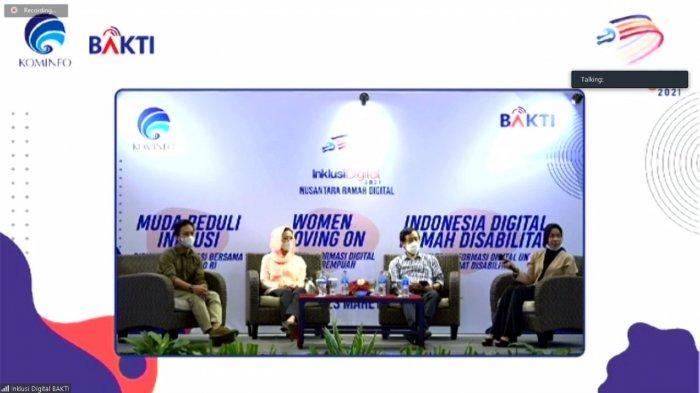 Kominfo Catat Tiga Juta Lebih Sektor UMKM Masuk menuju Ruang Digital