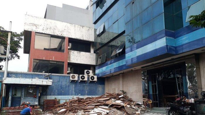 Masih Berantakan Menilik Gedung yang Bakal Jadi Markas Demokrat Kubu Moeldoko di Jalan Pemuda